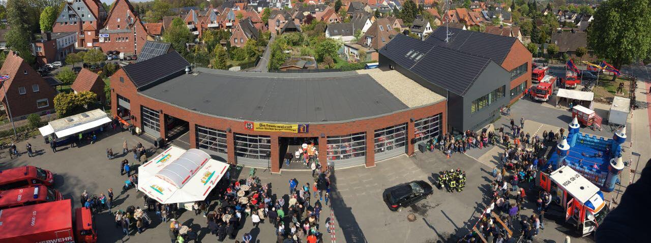 Feuerwehrhaus HSW