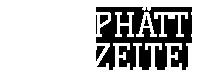 PHÄTTE ZEITEN | Offizielle Webseite Logo