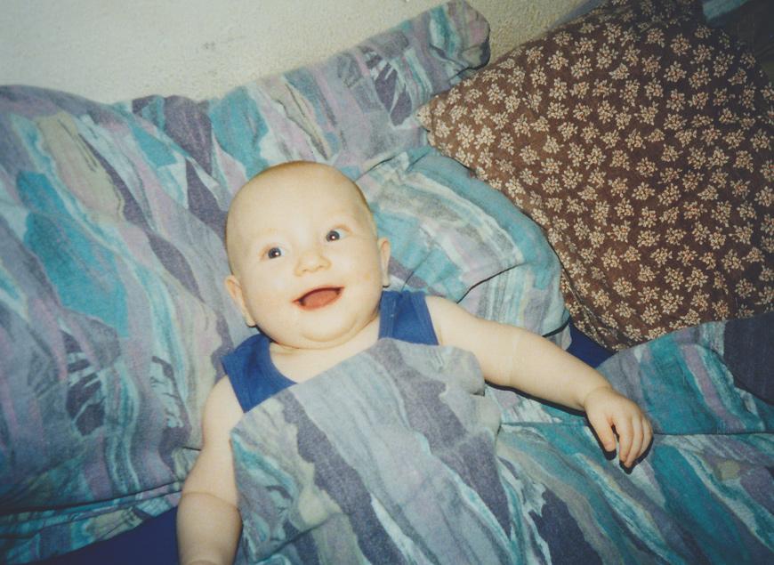 Marvin Babyfoto