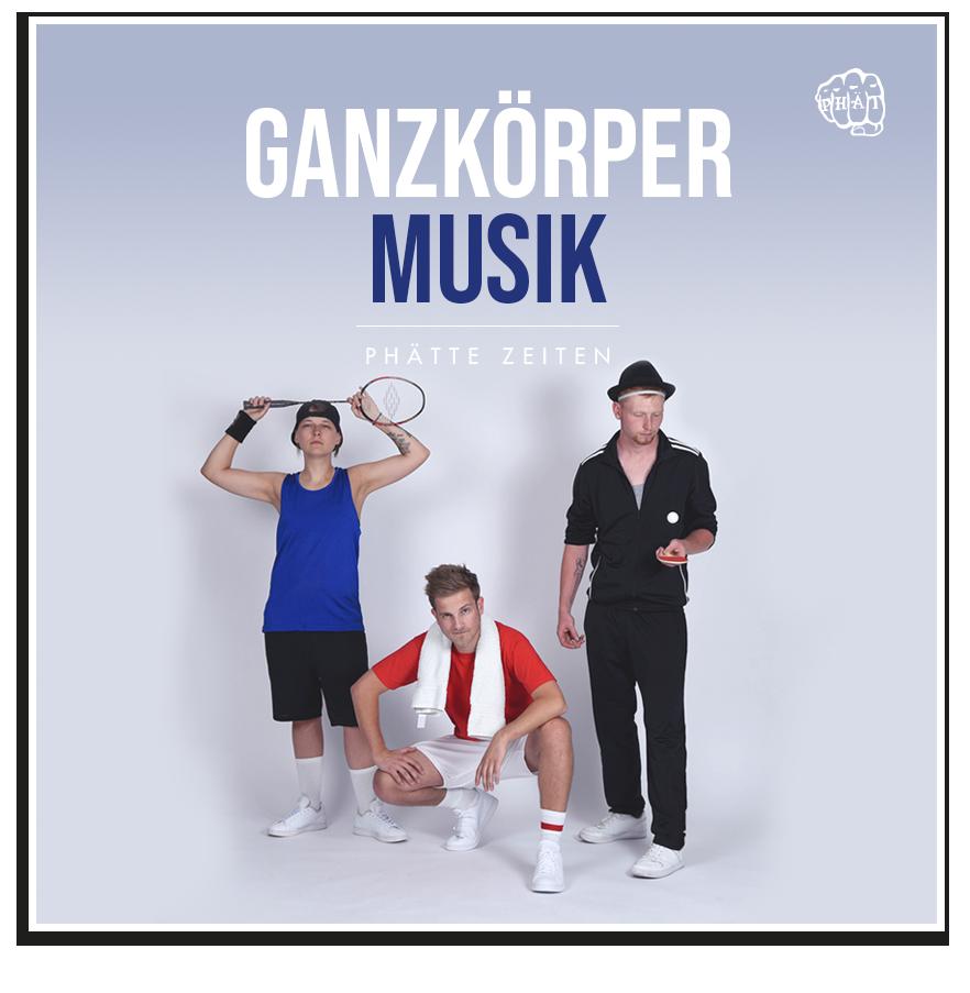 Ganzkörpermusik Cover