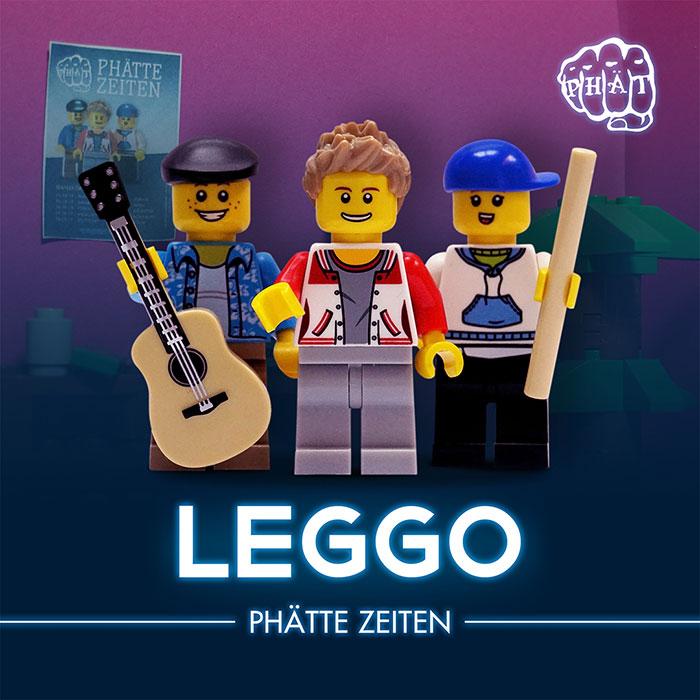 LEGGO Cover